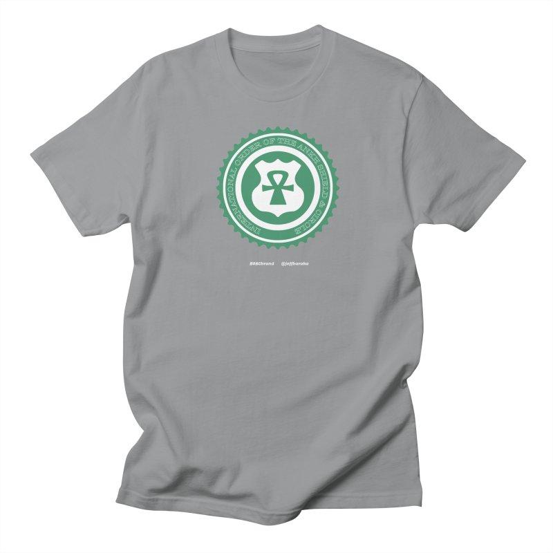 ASC Dollar Seal Women's Regular Unisex T-Shirt by Ankh, Shield & Circle