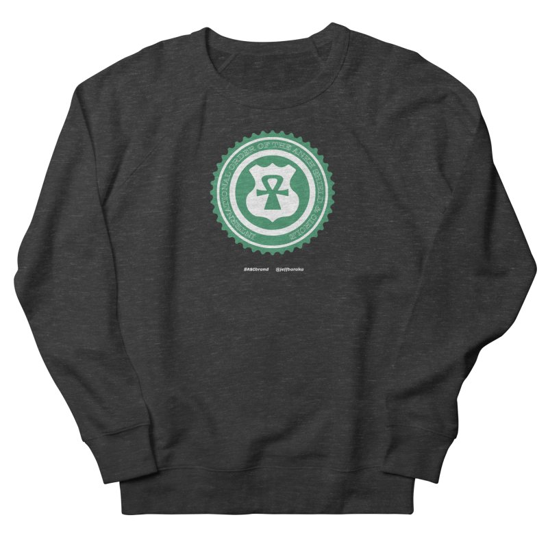 ASC Dollar Seal Women's French Terry Sweatshirt by Ankh, Shield & Circle