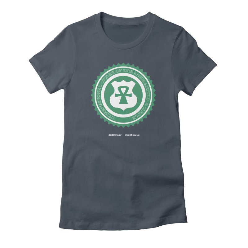ASC Dollar Seal Women's T-Shirt by Ankh, Shield & Circle
