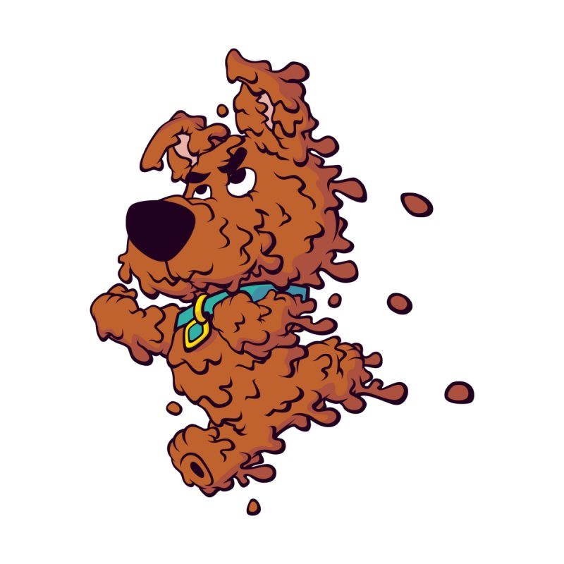 Drippy-Doo None  by jeffboarts's Artist Shop