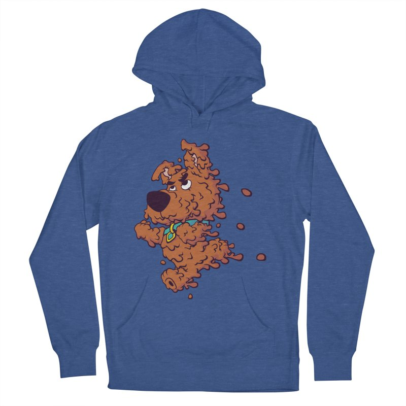 Drippy-Doo Women's French Terry Pullover Hoody by jeffboarts's Artist Shop