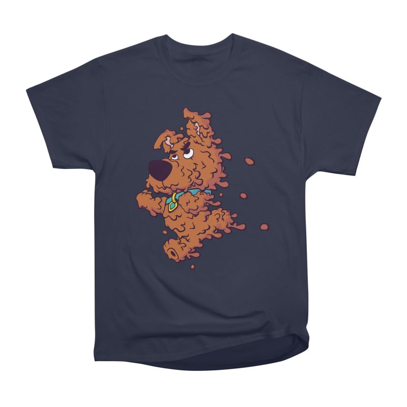 Drippy-Doo Men's Heavyweight T-Shirt by jeffboarts's Artist Shop