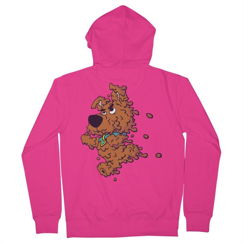 Drippy-Doo Men's Zip-Up Hoody by jeffboarts's Artist Shop