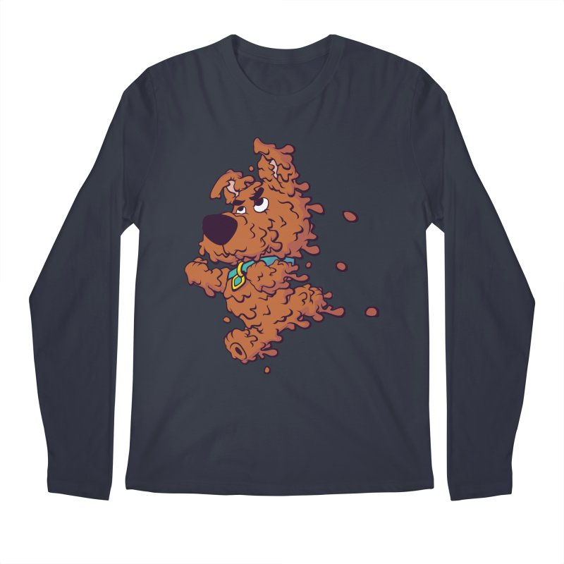 Drippy-Doo Men's Regular Longsleeve T-Shirt by jeffboarts's Artist Shop