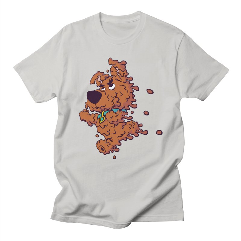 Drippy-Doo Men's Regular T-Shirt by jeffboarts's Artist Shop