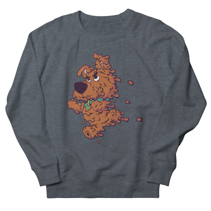 Drippy-Doo Women's French Terry Sweatshirt by jeffboarts's Artist Shop