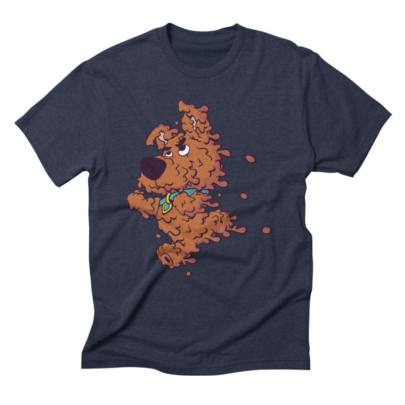 Drippy-Doo Men's Triblend T-Shirt by jeffboarts's Artist Shop