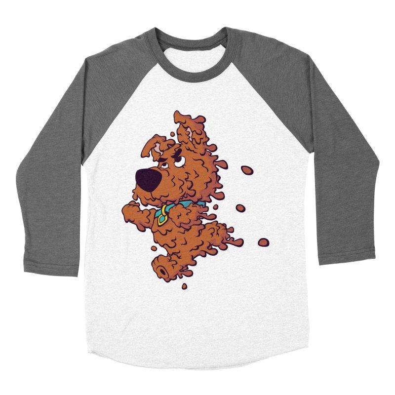 Drippy-Doo Women's Baseball Triblend T-Shirt by jeffboarts's Artist Shop
