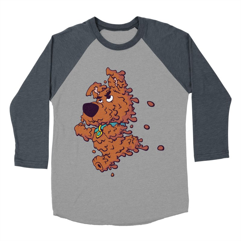 Drippy-Doo Men's Baseball Triblend T-Shirt by jeffboarts's Artist Shop