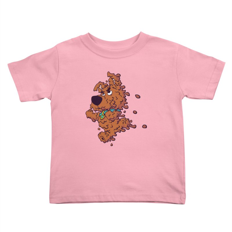 Drippy-Doo Kids Toddler T-Shirt by jeffboarts's Artist Shop