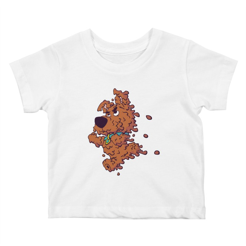 Drippy-Doo Kids Baby T-Shirt by jeffboarts's Artist Shop