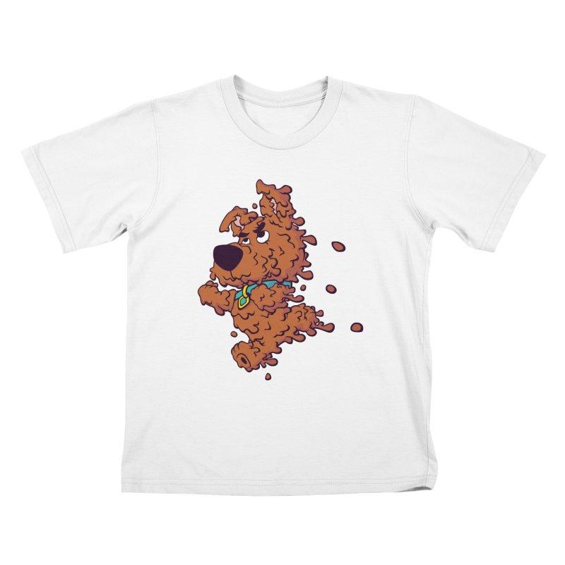 Drippy-Doo Kids T-Shirt by jeffboarts's Artist Shop