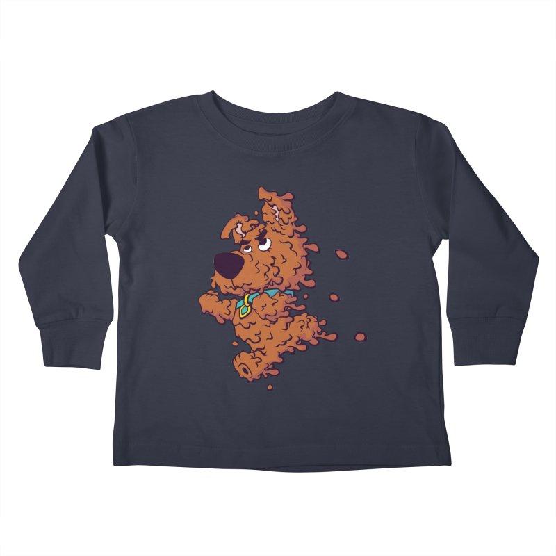 Drippy-Doo Kids Toddler Longsleeve T-Shirt by jeffboarts's Artist Shop