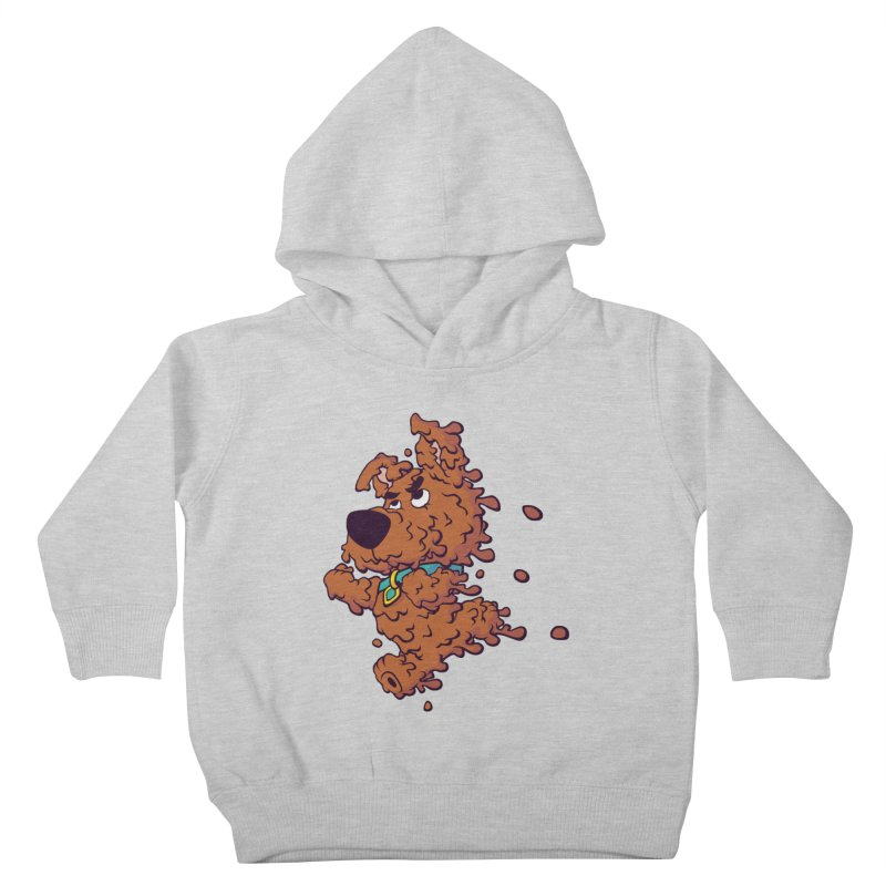 Drippy-Doo Kids Toddler Pullover Hoody by jeffboarts's Artist Shop
