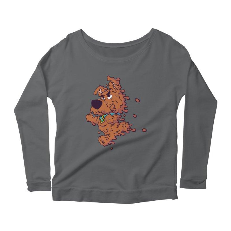 Drippy-Doo Women's Longsleeve T-Shirt by jeffboarts's Artist Shop