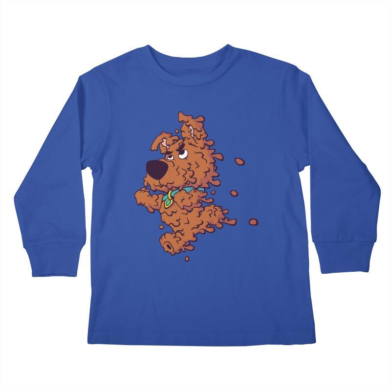 Drippy-Doo Kids Longsleeve T-Shirt by jeffboarts's Artist Shop