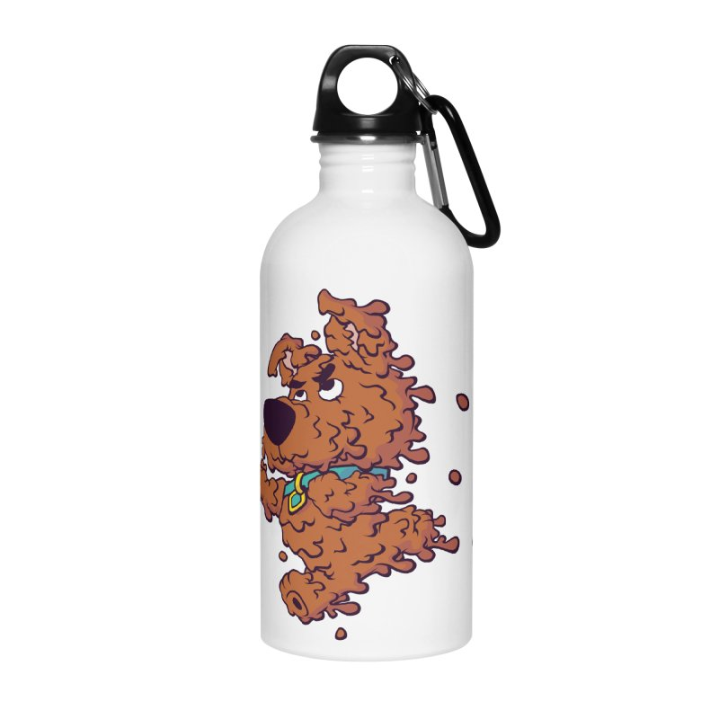 Drippy-Doo Accessories Water Bottle by jeffboarts's Artist Shop
