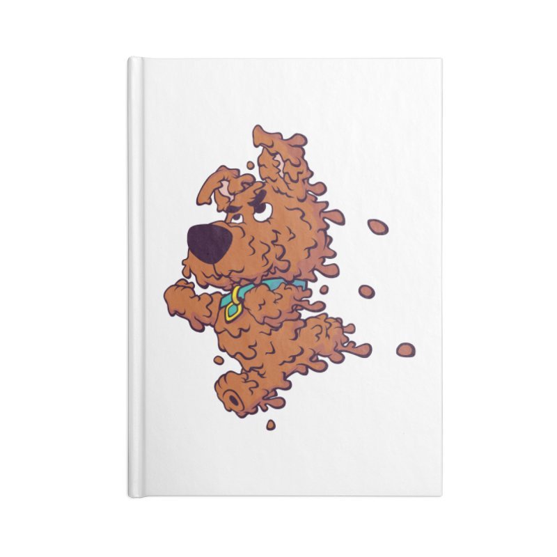 Drippy-Doo Accessories Blank Journal Notebook by jeffboarts's Artist Shop