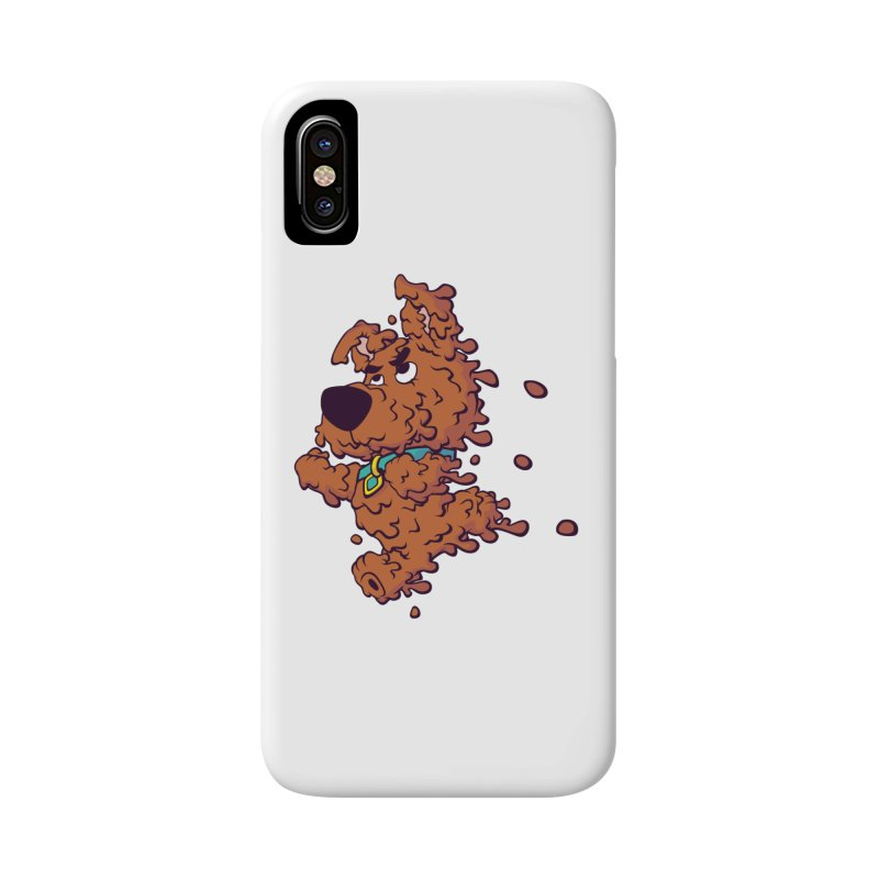 Drippy-Doo Accessories Phone Case by jeffboarts's Artist Shop