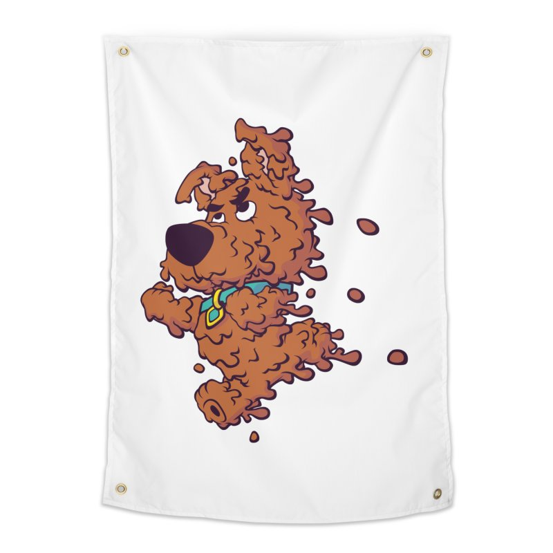 Drippy-Doo Home Tapestry by jeffboarts's Artist Shop