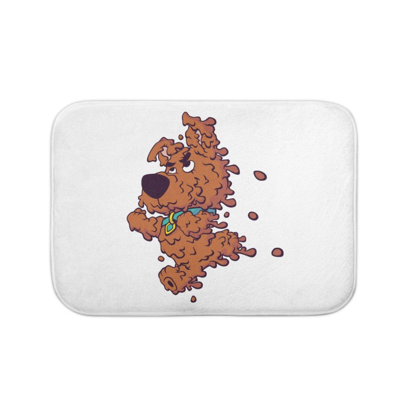 Drippy-Doo Home Bath Mat by jeffboarts's Artist Shop