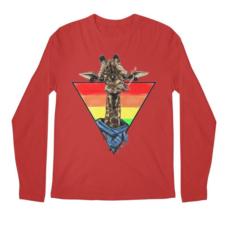 Toby Men's Longsleeve T-Shirt by jeffcarpenter's Artist Shop