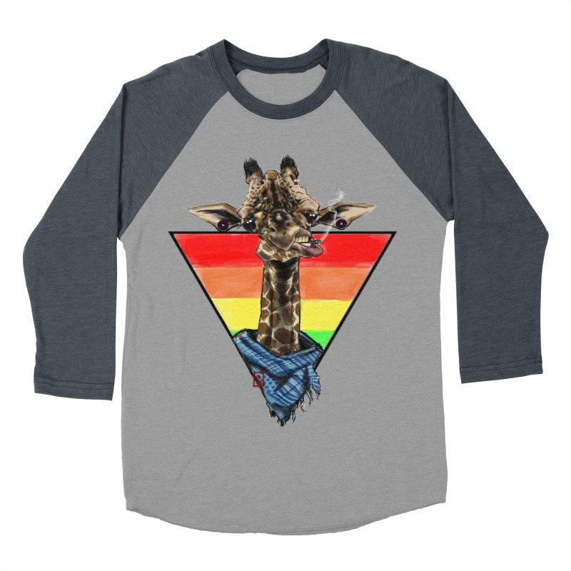 Toby Women's Baseball Triblend T-Shirt by jeffcarpenter's Artist Shop