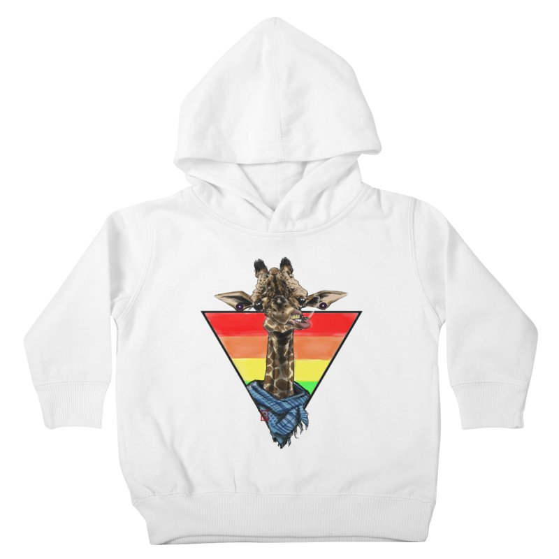 Toby Kids Toddler Pullover Hoody by jeffcarpenter's Artist Shop