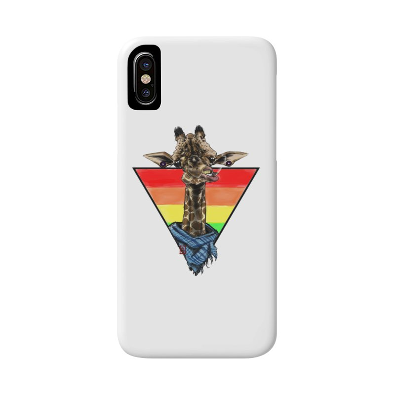 Toby Accessories Phone Case by jeffcarpenter's Artist Shop