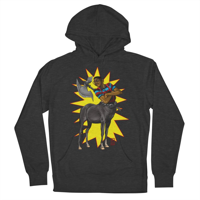 Warrior Scholar Women's Pullover Hoody by jeffcarpenter's Artist Shop