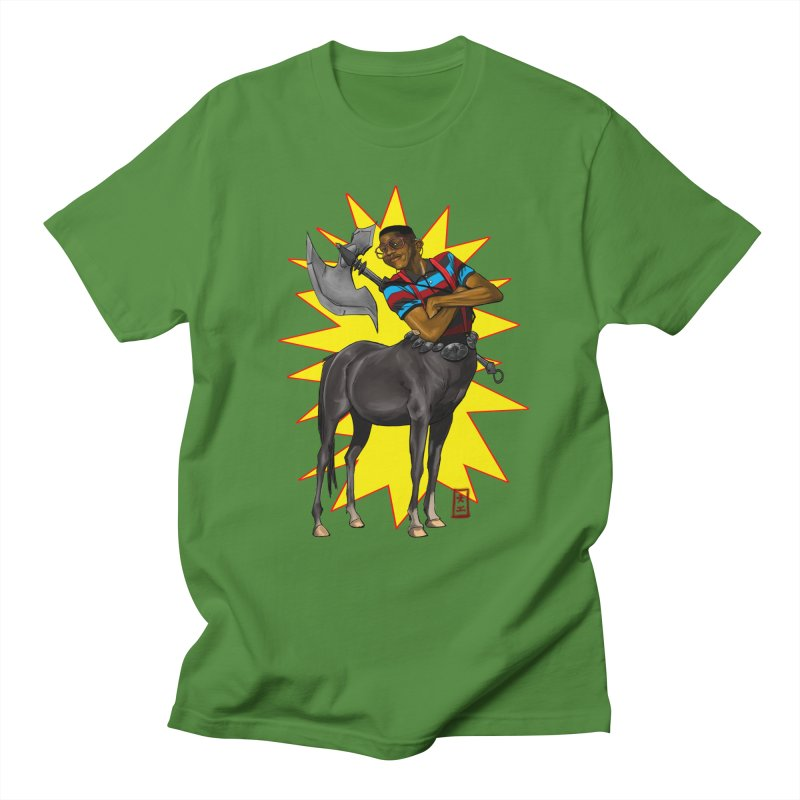 Warrior Scholar Men's T-shirt by jeffcarpenter's Artist Shop