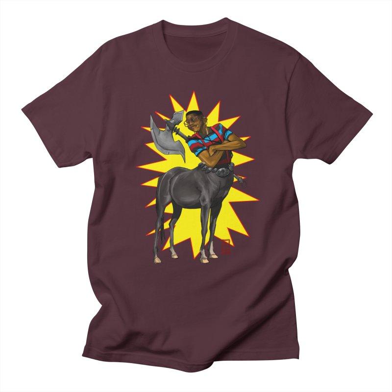 Warrior Scholar Women's Unisex T-Shirt by jeffcarpenter's Artist Shop