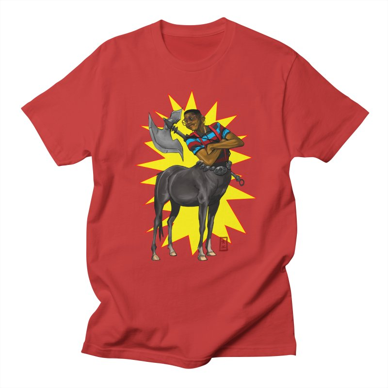 Warrior Scholar Men's T-shirt by jeffcarpenter's Artist Shop