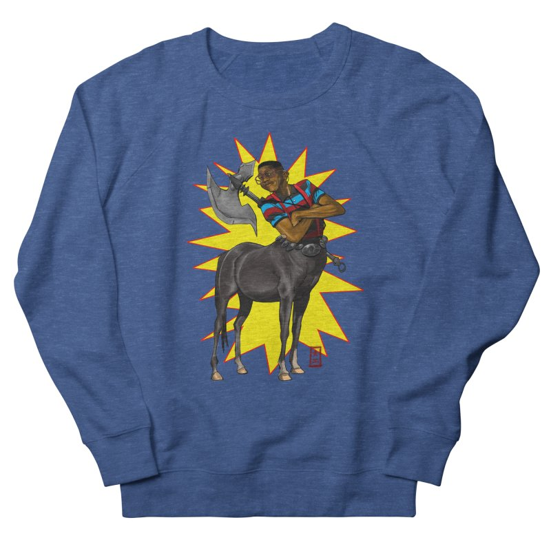 Warrior Scholar Women's Sweatshirt by jeffcarpenter's Artist Shop