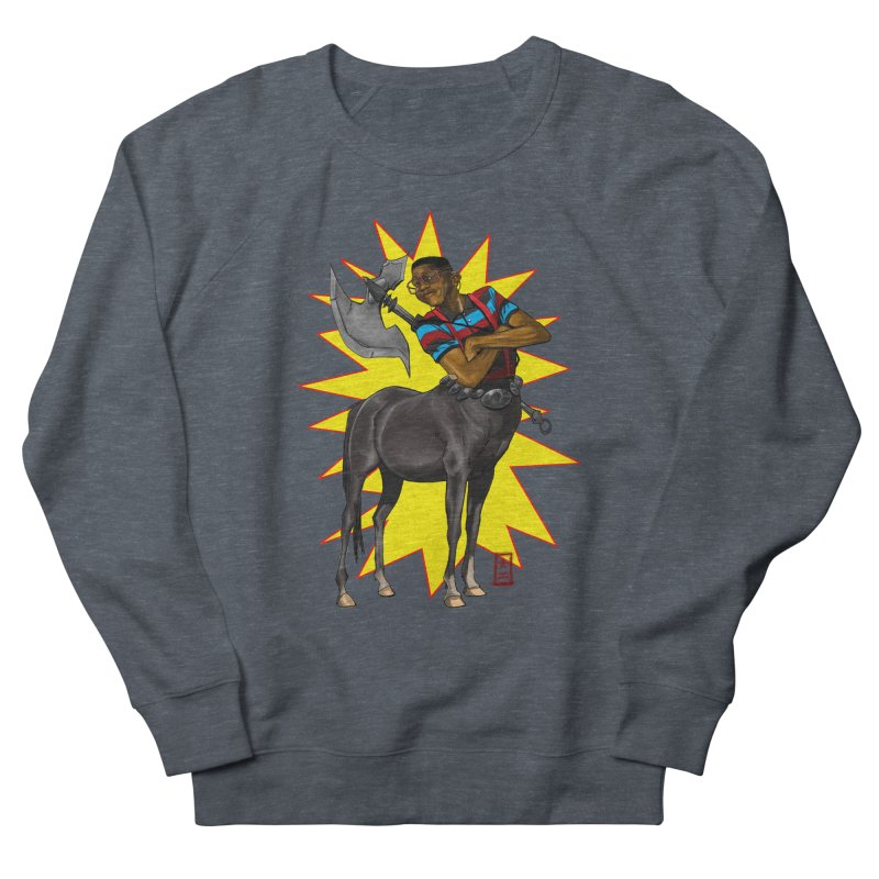 Warrior Scholar Women's Sweatshirt by jeffcarpenter's Artist Shop