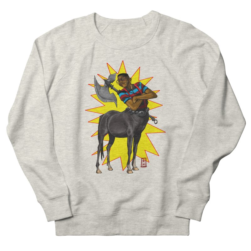 Warrior Scholar Men's Sweatshirt by jeffcarpenter's Artist Shop