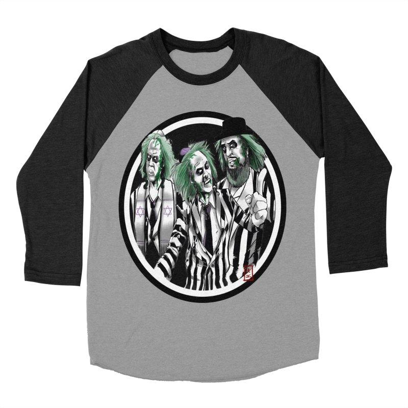 Beetle Jews Women's Baseball Triblend T-Shirt by jeffcarpenter's Artist Shop