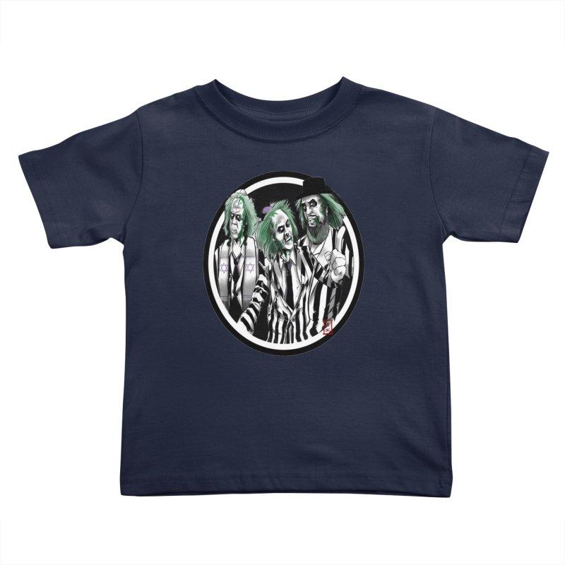 Beetle Jews Kids Toddler T-Shirt by jeffcarpenter's Artist Shop