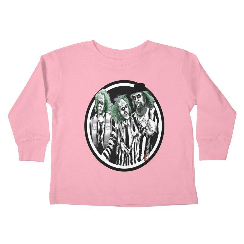 Beetle Jews Kids Toddler Longsleeve T-Shirt by jeffcarpenter's Artist Shop