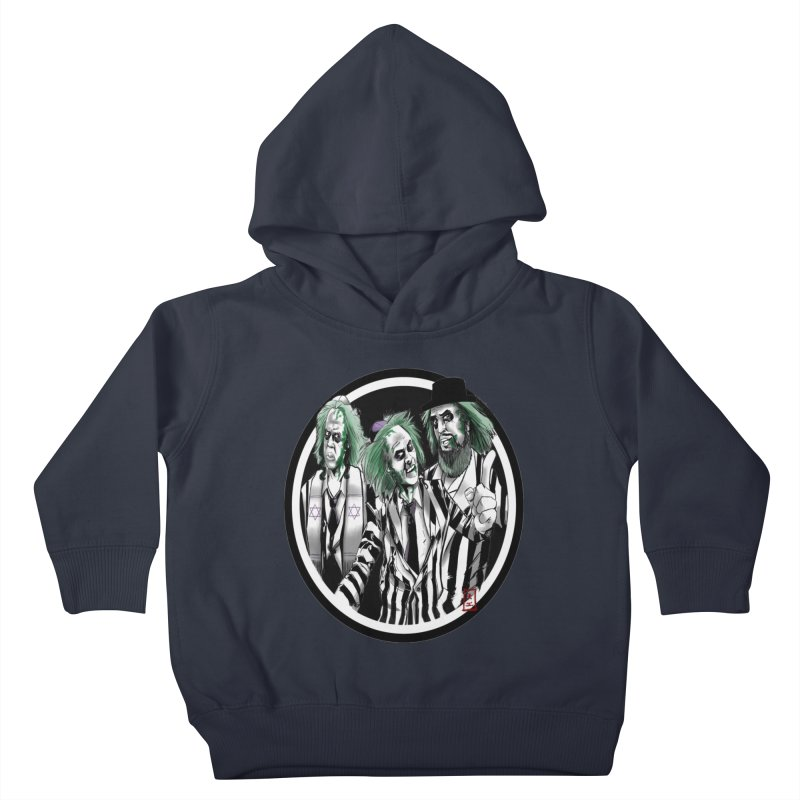 Beetle Jews Kids Toddler Pullover Hoody by jeffcarpenter's Artist Shop