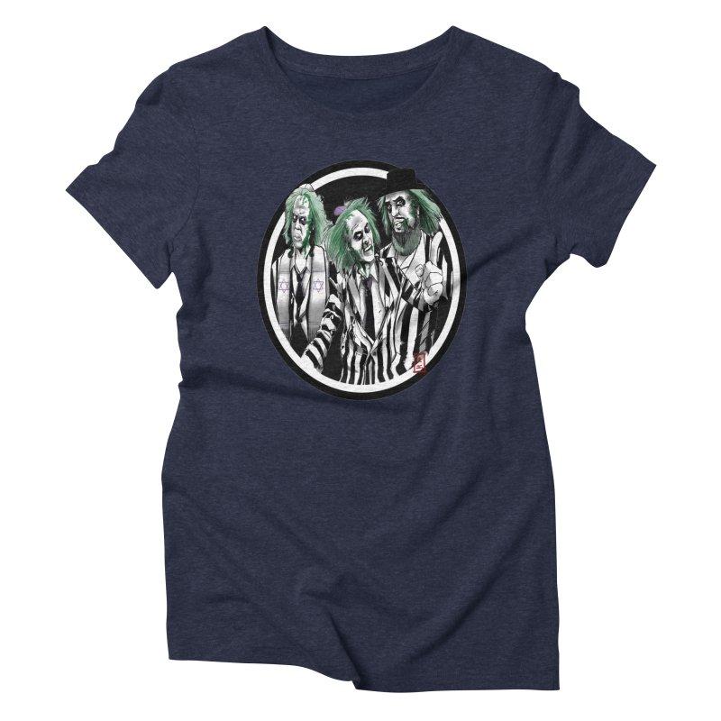 Beetle Jews Women's Triblend T-shirt by jeffcarpenter's Artist Shop