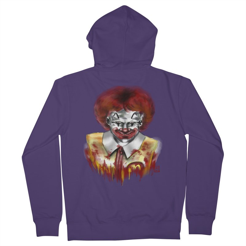 Loving It! Women's Zip-Up Hoody by jeffcarpenter's Artist Shop