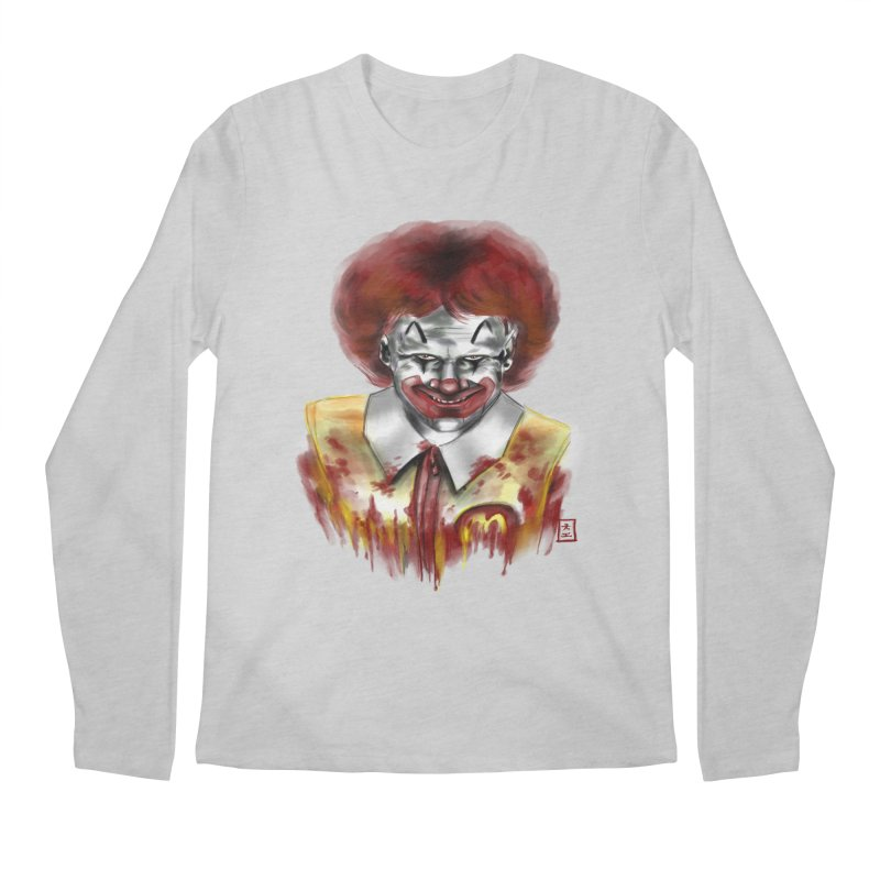 Loving It! Men's Longsleeve T-Shirt by jeffcarpenter's Artist Shop