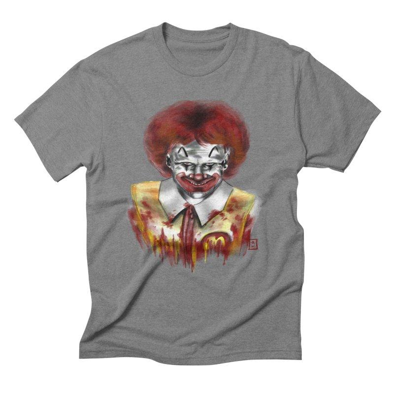 Loving It! Men's Triblend T-shirt by jeffcarpenter's Artist Shop