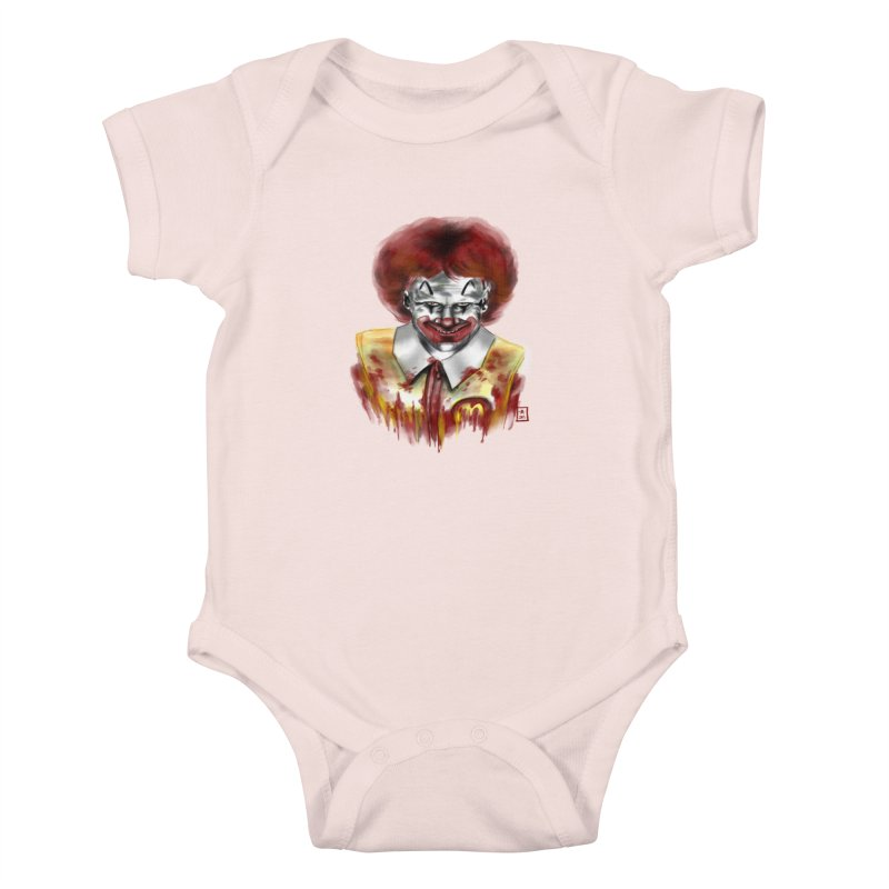 Loving It! Kids Baby Bodysuit by jeffcarpenter's Artist Shop