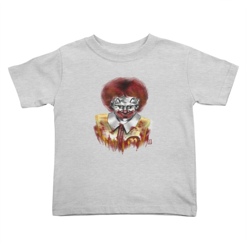 Loving It! Kids Toddler T-Shirt by jeffcarpenter's Artist Shop