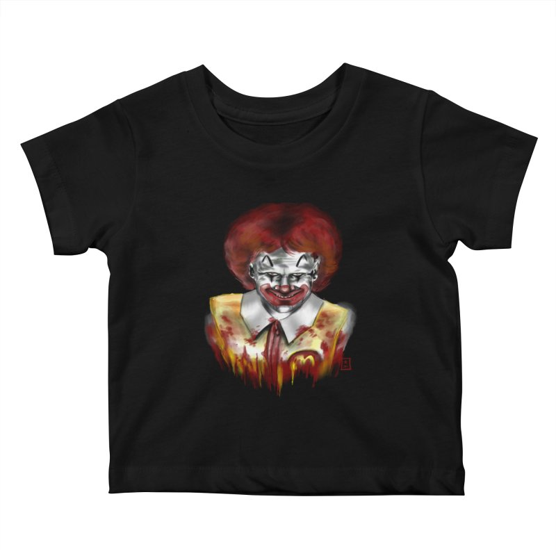 Loving It! Kids Baby T-Shirt by jeffcarpenter's Artist Shop