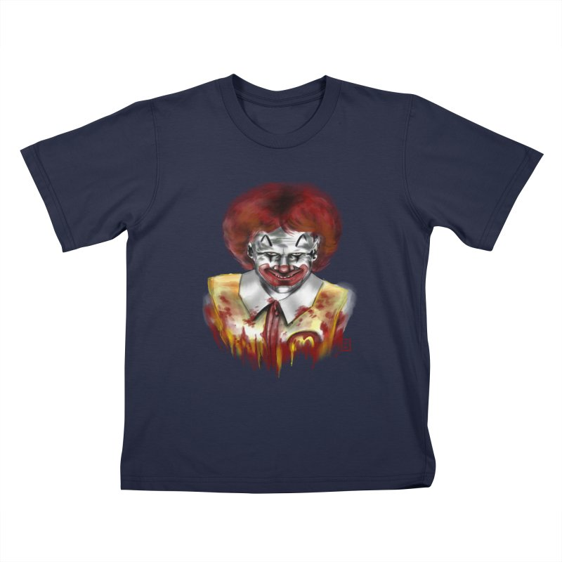 Loving It! Kids Toddler T-Shirt by jeffcarpenter's Artist Shop