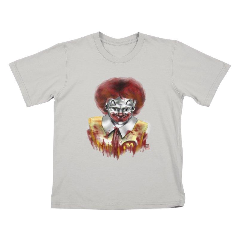Loving It! Kids T-Shirt by jeffcarpenter's Artist Shop