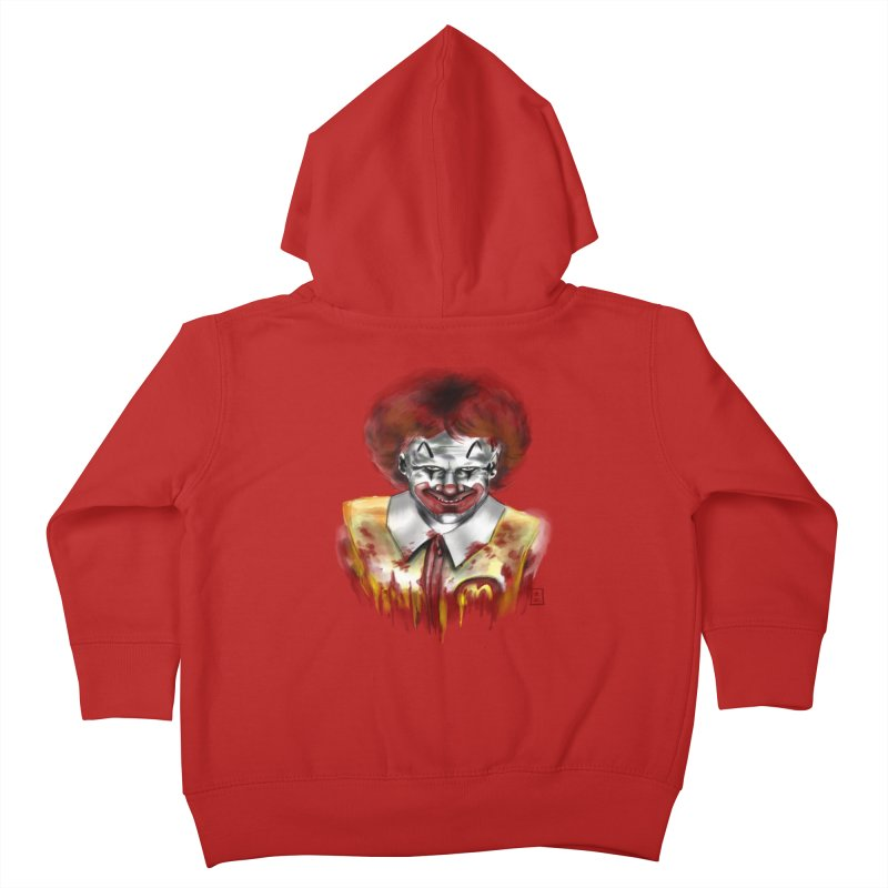 Loving It! Kids Toddler Zip-Up Hoody by jeffcarpenter's Artist Shop